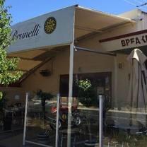 photo of cafe brunelli glynde restaurant