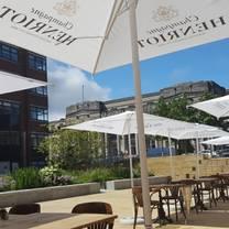 photo of the terrace kitchen & social house at conrad dublin restaurant