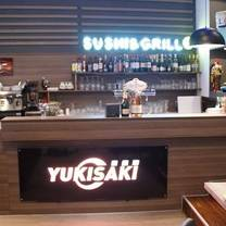 photo of yukisaki sushi & grill restaurant