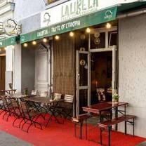 foto von lalibela restaurant