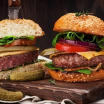 photo of tru burger restaurant