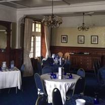 photo of the ramsay arms hotel restaurant