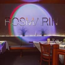 foto von restaurant rosmarin restaurant