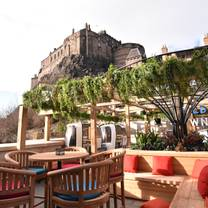 photo of cold town house - rooftop terrace restaurant