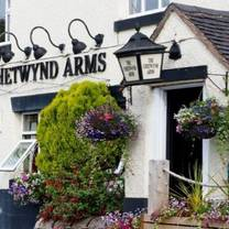 photo of chetwynd arms restaurant