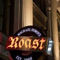 photo of roast - a michael symon restaurant restaurant