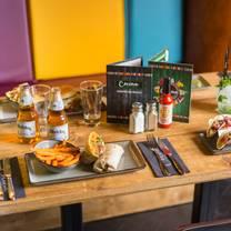photo of cocina norwich terrace restaurant