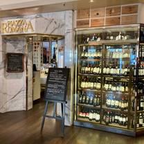 foto von piazza romana im grand elysée hotel restaurant