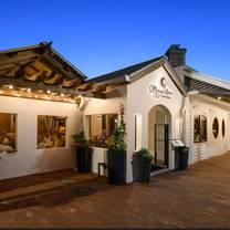 photo of mezza luna restaurant