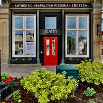 photo of piatto pizzeria + enoteca-charlottetown restaurant