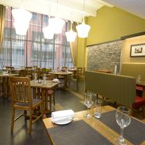 photo of restaurant at birmingham college of food restaurant
