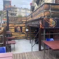 photo of labyrinth smokehouse restaurant restaurant