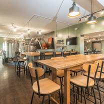 photo of mccall collective brewing restaurant