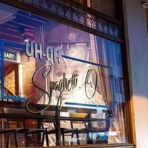 photo of uh oh spaghetti-o restaurant