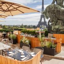 photo of cafe de l'homme restaurant