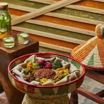 photo of beza ethiopian vegan restaurant restaurant