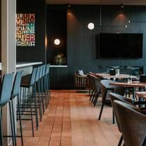 photo of table nineteen whistler restaurant
