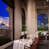 photo of restaurant guy savoy - caesars palace restaurant