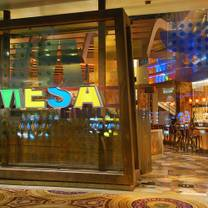 photo of mesa grill - caesars palace las vegas restaurant