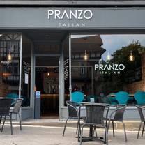 photo of pranzo italian ilkley restaurant