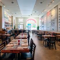foto von credo restaurant