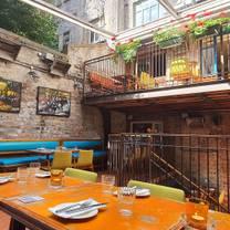 photo of drury buildings restaurant