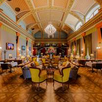 photo of the great hall restaurant