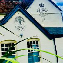 photo of the crown restaurant