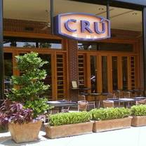 photo of cru food and wine bar-the woodlands restaurant