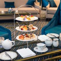 photo of afternoon tea at city north hotel restaurant