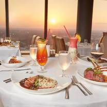 photo of the sun dial restaurant, bar & view restaurant