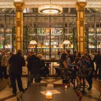 photo of the public bar at refuge restaurant