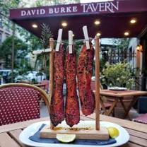 photo of david burke tavern restaurant