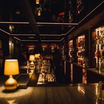 photo of nightcap at granada hotel restaurant