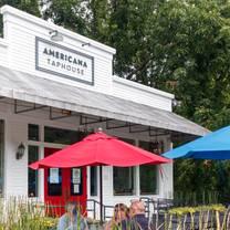 photo of americana taphouse restaurant
