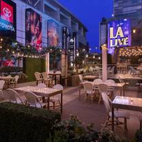 photo of glance patio restaurant