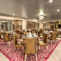 photo of sunday brunch at grand tuscany hotel restaurant