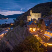 foto von restaurant puricelli - burg reichenstein restaurant
