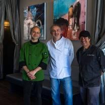 photo of serafina sf restaurant