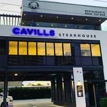 photo of cavills steakhouse restaurant