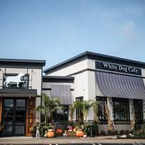 photo of white dog cafe glen mills restaurant