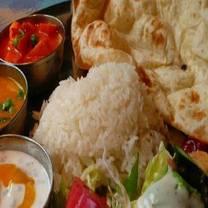 photo of the balti palace restaurant