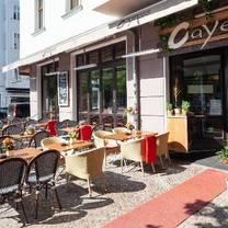 photo of cayetano restaurant