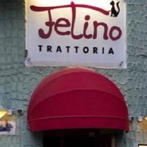 photo of trattoria felino restaurant