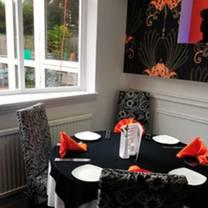 photo of dine india restaurant