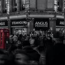 photo of angus steakhouse - cranbourn street restaurant