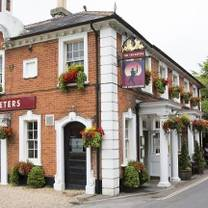 photo of the cricketers - hartley wintney restaurant