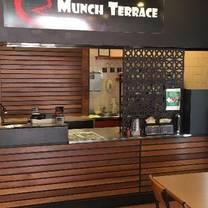 foto de restaurante munch terrace