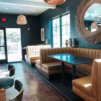 photo of the beach club at the inn hotel restaurant