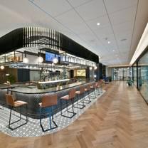 photo of la piazza - sheraton laval restaurant